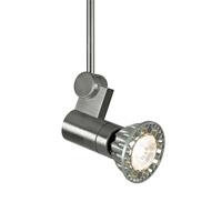 Tech Lighting 700FJROT03S Roto 1 Light 12V Satin Nickel Low-Voltage Head Ceiling Light