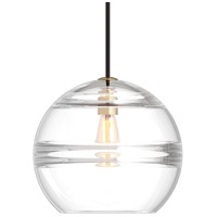 Sedona LED 8 inch Satin Nickel Pendant Ceiling Light, Grande