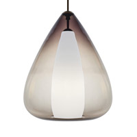 Soleil 1 Light Black Line-Voltage Pendant Ceiling Light