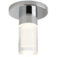 Tech Lighting 700FMSPRCCC-LED930 Sopra LED 2 inch Chrome Semi Flush Ceiling Light