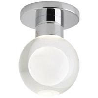 Tech Lighting 700FMSPRMCC-LED930 Sopra LED 5 inch Chrome Semi Flush Ceiling Light