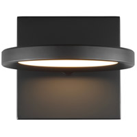 Tech Lighting 700WSSPCTB-LED930-277 Spectica LED 7 inch Matte Black Wall Light
