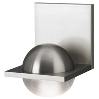 Tech Lighting 700WSSPHCS-LEDWD Sphere LED 5 inch Satin Nickel Wall Sconce Wall Light