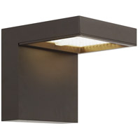 Tech Lighting 700OWTAG83010CZUNV3SP Taag LED 10 inch Bronze Outdoor Wall Light