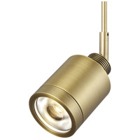 Tech Lighting 700FJTLML3R-LED930 Tellium 1 Light 12V Aged Brass Low-Voltage Head Ceiling Light
