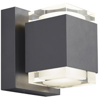 Charcoal Voto Outdoor Wall Lights