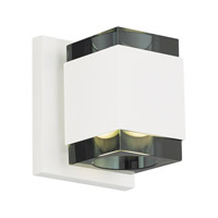 Voto LED 4 inch White Wall Sconce Wall Light