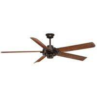 Truly Coastal 30274-AB Sag Harbor Bay 68 inch Antique Bronze with Walnut Blades Ceiling Fan