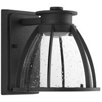 Truly Coastal 30291-BESL Johnson Bay LED 8 inch Black Outdoor Wall Lantern