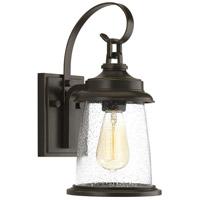 Truly Coastal 30294-ABCS Queenscliff 1 Light 14 inch Antique Bronze Outdoor Wall Lantern