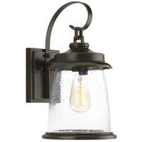 TrulyCoastal 30296-ABCS Queenscliff 1 Light 16 inch Antique Bronze Outdoor Wall Lantern Medium