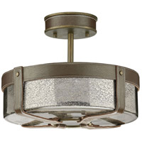 Truly Coastal 31625-ABMR Frenchman Bay 4 Light 14 inch Aged Brass Semi-Flush Mount Ceiling Light Jeffrey Alan Marks Design Series
