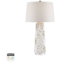 Truly Coastal 30472-NL Hawksbill 29 inch 60 watt Natural Table Lamp Portable Light in Dimmer Hue LED Philips Friends of Hue