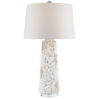 Truly Coastal 30493-N Hawksbill 29 inch 150 watt Natural Table Lamp Portable Light in Incandescent 3-Way