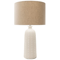 Truly Coastal 30260-G Dana Point 29 inch 100 watt Glazed Table Lamp Portable Light