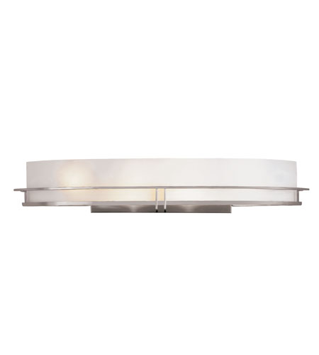 Trans Globe Lighting 20065-PW Young And Hip 5 Light 34 inch Pewter Bath Bar Wall Light photo