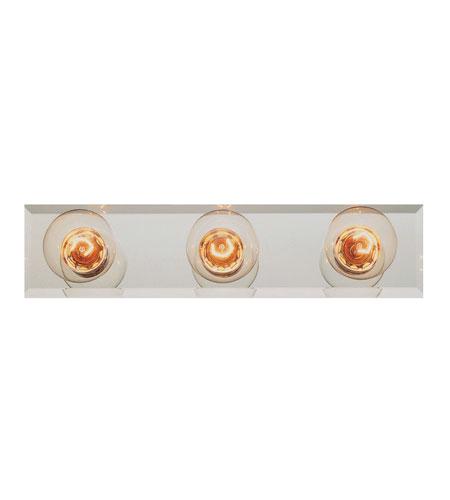 Trans Globe Lighting Signature 3 Light Bath Bar in Polished Chrome 3203-PC photo