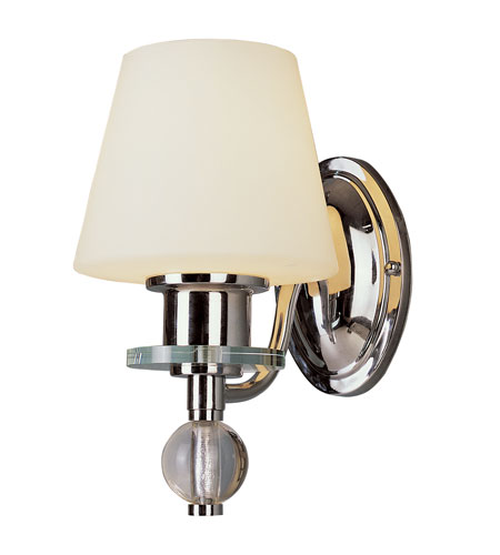 Trans Globe Lighting Modern Meets Traditional 1 Light Wall Sconce in Polished Chrome 3901-PC photo