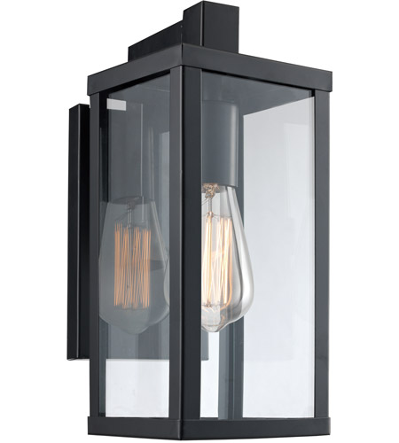 Trans Globe Lighting 40750 Bk Oxford 1