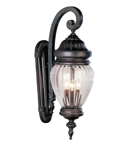 Trans Globe Lighting New American 1 Light Outdoor Wall Lantern in Antique Pewter 4440-AP photo