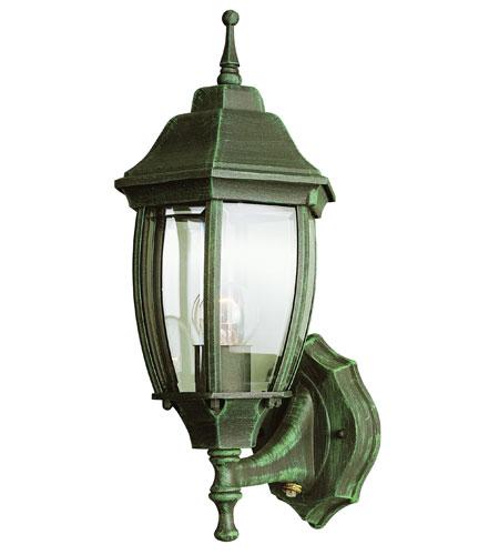 Trans Globe Signature 1 Light Outdoor Wall Lantern In