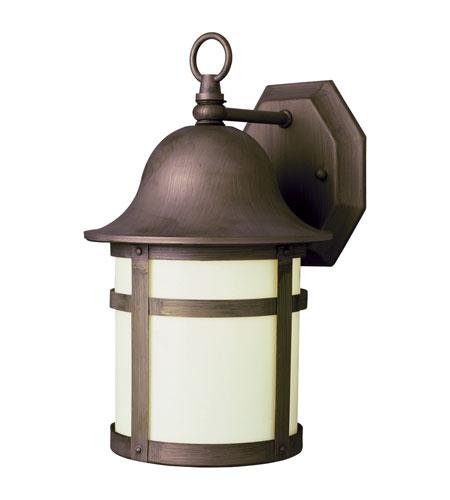 Trans Globe Lighting 4580 Wb Pub 1 Light 13 Inch Weathered Bronze Outdoor Wall Lantern