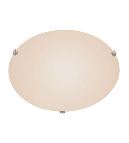 Trans Globe Lighting Back To Basics 4 Light Flush Mount in Brushed Nickel 58708-BN photo