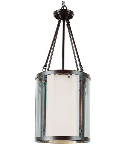 Trans Globe Lighting Young And Hip 2 Light Pendant in Rubbed Oil Bronze 6942-ROB photo