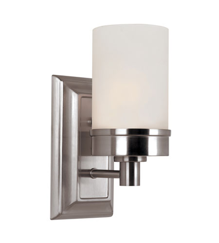 Trans Globe Lighting 70331-BN Urban Swag 1 Light 4 inch Brushed Nickel Wall Sconce Wall Light photo