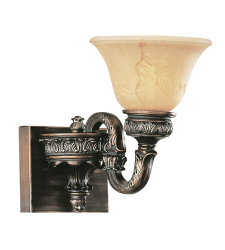 Trans Globe Lighting In The Mediterranean 1 Light Wall Sconce in Imperial Copper 8520-IC photo