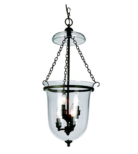 Trans Globe Lighting Signature 6 Light Pendant in Rubbed Oil Bronze 8706-ROB photo