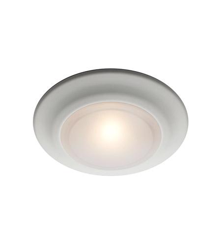 Signature 6 Inch White Flush Mount Ceiling Light