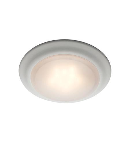 Led Ceiling Light Globe: Trans Globe Lighting LED-30016-WH Signature 8 Inch White
