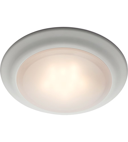 Trans Globe Lighting LED-6-15 Vanowen LED 8 inch White Flush Mount Ceiling Light photo