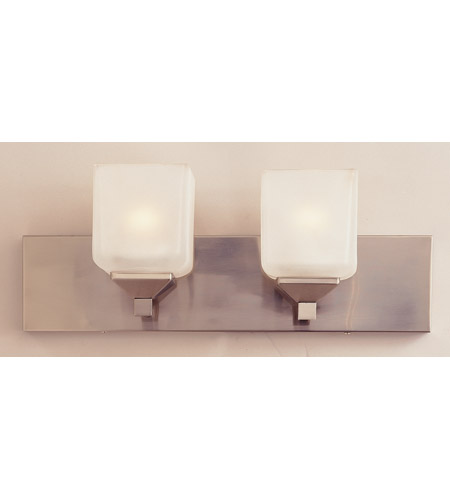 online store 9d373 66f08 Trans Globe Lighting PL-2802-PW Edwards 2 Light 18 inch Pewter Vanity Bar  Wall Light
