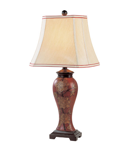 Trans Globe Lighting Contemporary 1 Light Table Lamp in Bronze RTL-8628 photo