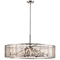 Vernon 18 Light 39 inch Polished Chrome Pendant Ceiling Light