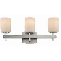 Trans Globe Lighting 20353-PC Fairfield 3 Light 22 inch Polished Chrome Vanity Bar Wall Light