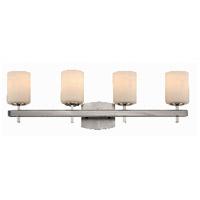 Trans Globe Lighting 20354-PC Fairfield 4 Light 31 inch Polished Chrome Vanity Bar Wall Light