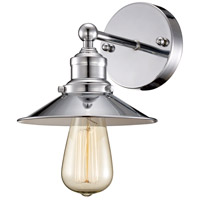 Griswald 1 Light 7 inch Polished Chrome Wall Sconce Wall Light