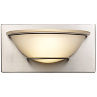 Girard LED 9 inch Brushed Nickel Wall Sconce Wall Light