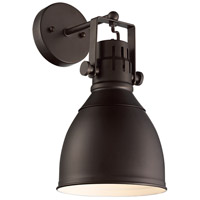 Winrock 1 Light 7 inch Rubbed Oil Bronze Wall Sconce Wall Light