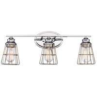 Polished Chrome Electrical Solution Wall Sconces