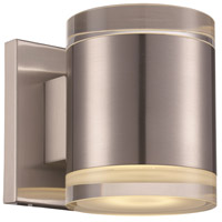 Trans Globe Lighting 21260-BN Gigi LED 4 inch Brushed Nickel LED Wall Sconce Wall Light