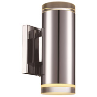 Trans Globe Lighting 21261-PC Gigi LED 5 inch Polished Chrome LED Wall Sconce Wall Light