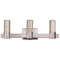 Trans Globe Lighting 21273-PC Georgie LED 23 inch Polished Chrome Vanity Bar Wall Light
