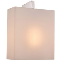 Trans Globe Lighting 21341-PC Jasper 1 Light 7 inch Polished Chrome Wall Sconce Wall Light