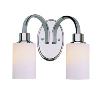 Trans Globe Lighting Signature 3 Light Bath Bar in Polished Chrome 2157-PC