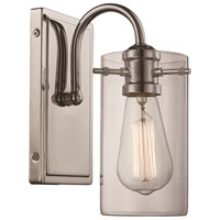 Trans Globe Lighting 21881-PC Townsend 1 Light 5 inch Polished Chrome Wall Sconce Wall Light