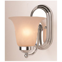 Trans Globe Lighting 3501-PC Rusty 1 Light 6 inch Polished Chrome Wall Sconce Wall Light